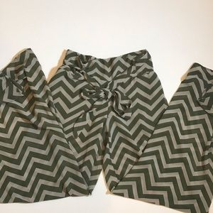 Dress/Casual Patterned Pants